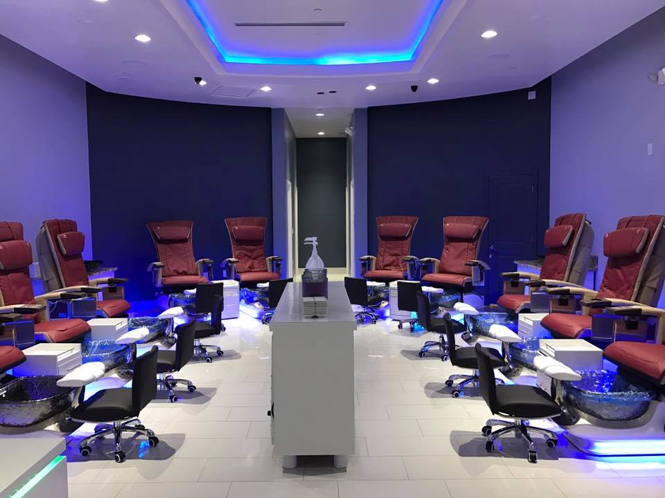 Herbal Nail Spa – Upscale Nail Salon for the Luxurious Lifestyle